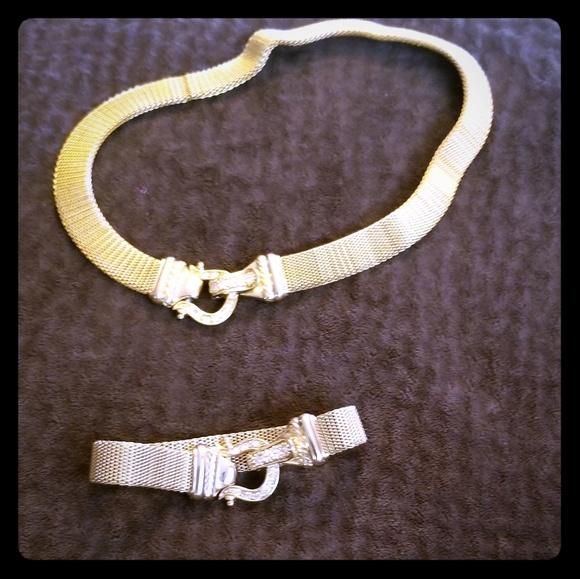 Jewels By Parklane Jewelry - Necklace and Bracelet